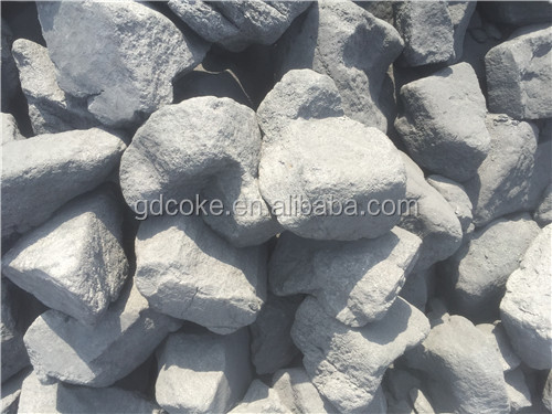 Low price Low ash 8% Foundry Coke / hard coke 60-90mm