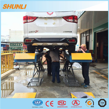 4 S station product auto lifting machine