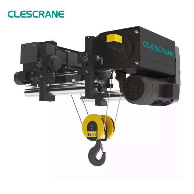 Mini Electric Hoist For Portable Portal Lift Crane 6.3t