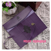cheapest vintage drawstring velvet pen pouch factory price sell pencil bag ball pen holder pouches Pencil Case Free Shipping