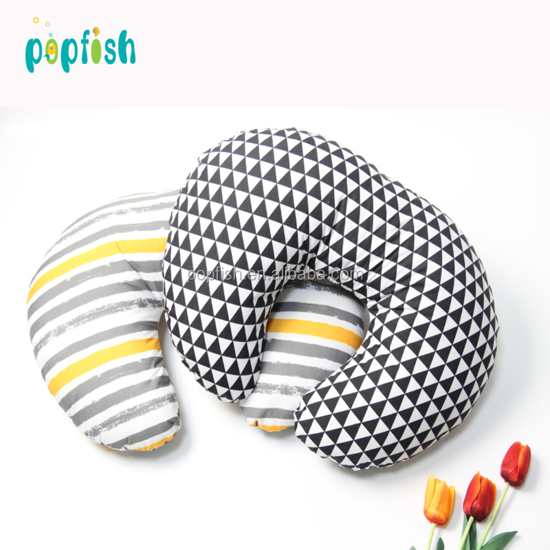 2017 New Pattern Baby boppy nursing pillow and positioner Wholesale