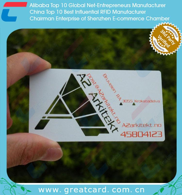 Anodized Aluminum Business Card Blank Wholesale, Card Blank ...