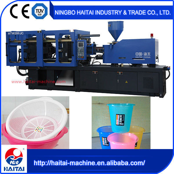 HTW280/JC 2015 oem custom plastic drum injection molding machine price