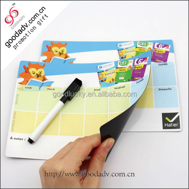Updated best sell sophisticated technology magnetic memo pad with pen