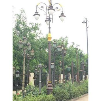 Arab Algeria Style Golden Cast Iron And Aluminum Outdoor Lights Antique Hs Vl L12 Lighting Anique