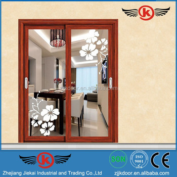 Aluminum Doors And Windows Glass Kitchen Door Design Glass Sliding Door