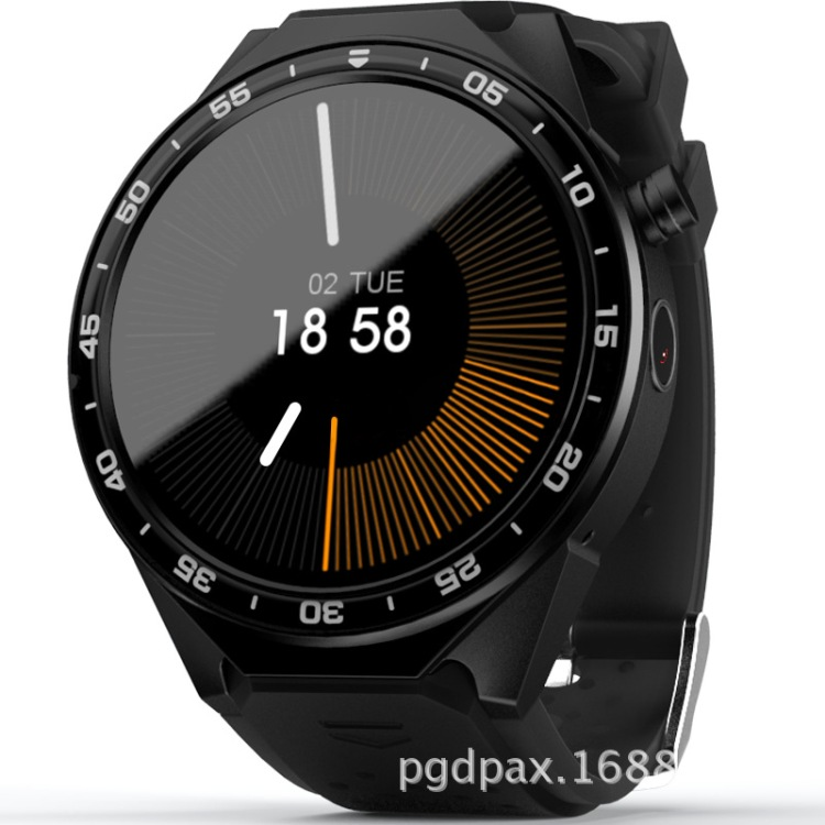 S99C 1GB RAM 16GB ROM heart rate Support SIM Card 3G WIFI GPS Smartwatch фото