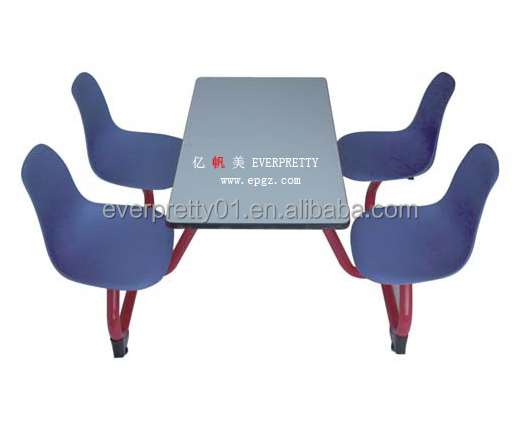 Kids Dining room restaurant table and chair for school student