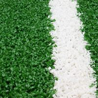 Attractive and durable stylish environmental artificial lawn mats