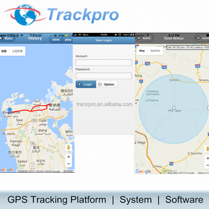 Realtime tracking personal gps software