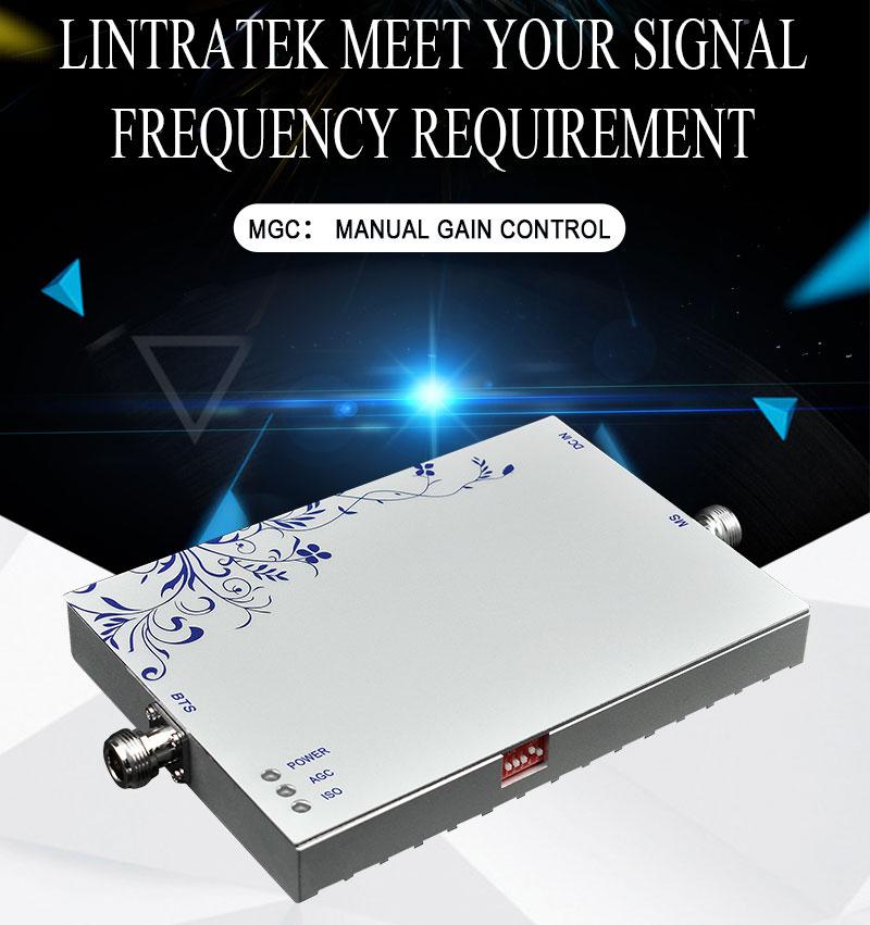 LIntratek 2g 3g 4g 900 GSM lnb power amplifier mobile cell phone