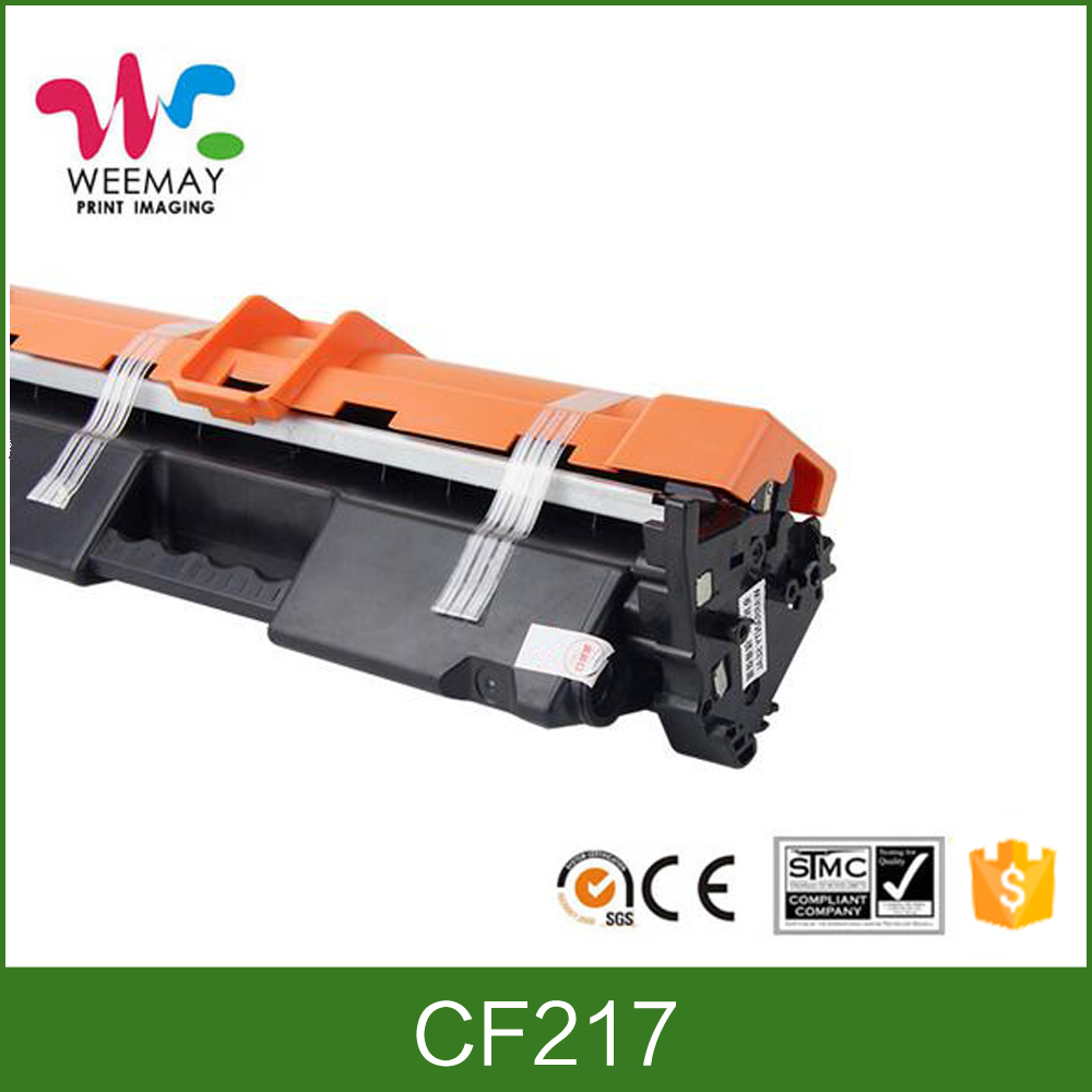 Laser printer toner cartridge untuk HP CF217A Toner