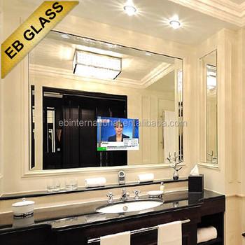 Tv mirror frame 32 samsung led smart tv eb glass buy tv for Mirror for samsung tv