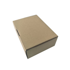 CHEAP PRICE ECOFRIENDLY CUSTOM PRINTING TUCK TOP CARDBOARD PAPER MAILING  BOX WHOLESALE