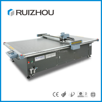Chinese made wholesale no laser cutter 2516 cutting machine for car mat, carpet, fabric