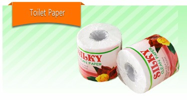Private Label Recycled Cheap Toilet Paper