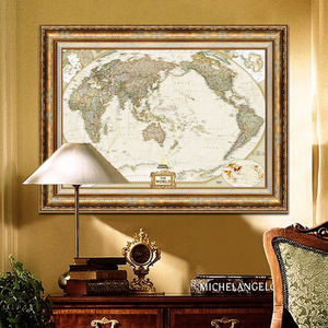 Baroque Map Photo Frame Gold PS Ornate Picture Frames Wholesale