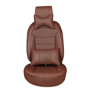 2019 Universal Size PVC PU Leather Car Seat Covers
