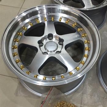 2017 New Designs Wheels Deep Dish Alloy Car Rims Buy Deep Dish