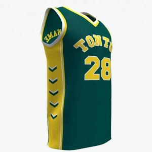 a6715bfdc96 Custom logo latest design full sublimation sport basketball uniform