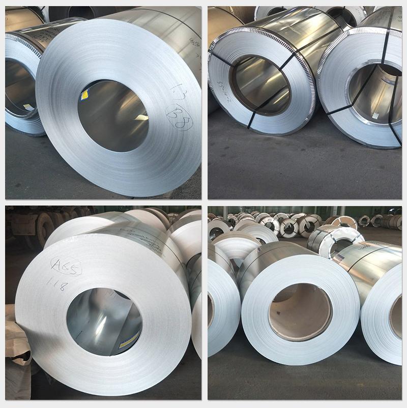 Caldo tuffato bobine di acciaio zincato
