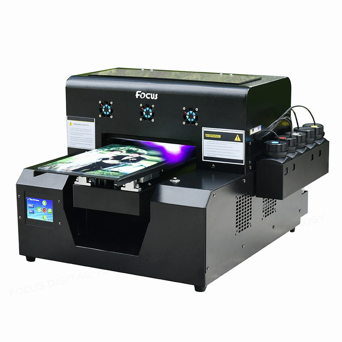 2019 VIP credit card printing machine plastic bankkaart printer