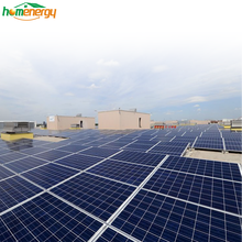 On Grid 100KW Solar Power System Full 380V 480V 100KVA Solar Panels Plant