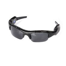HD 720p Hidden audio video recorder spy camera eyewear dvr glasses hidden camera sunglasses with wifi function