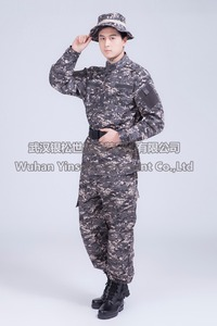 [Wuhan YinSong] Hot sale digital urban military uniforms/Camouflage Clothing/army combat uniforms