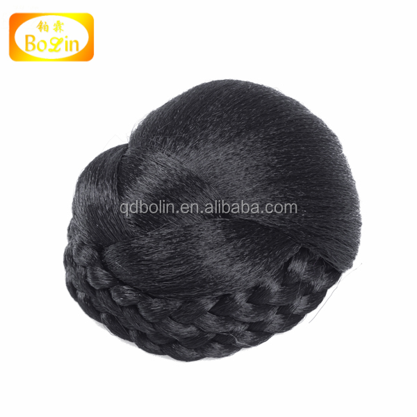 fashion synthetic hair chignon