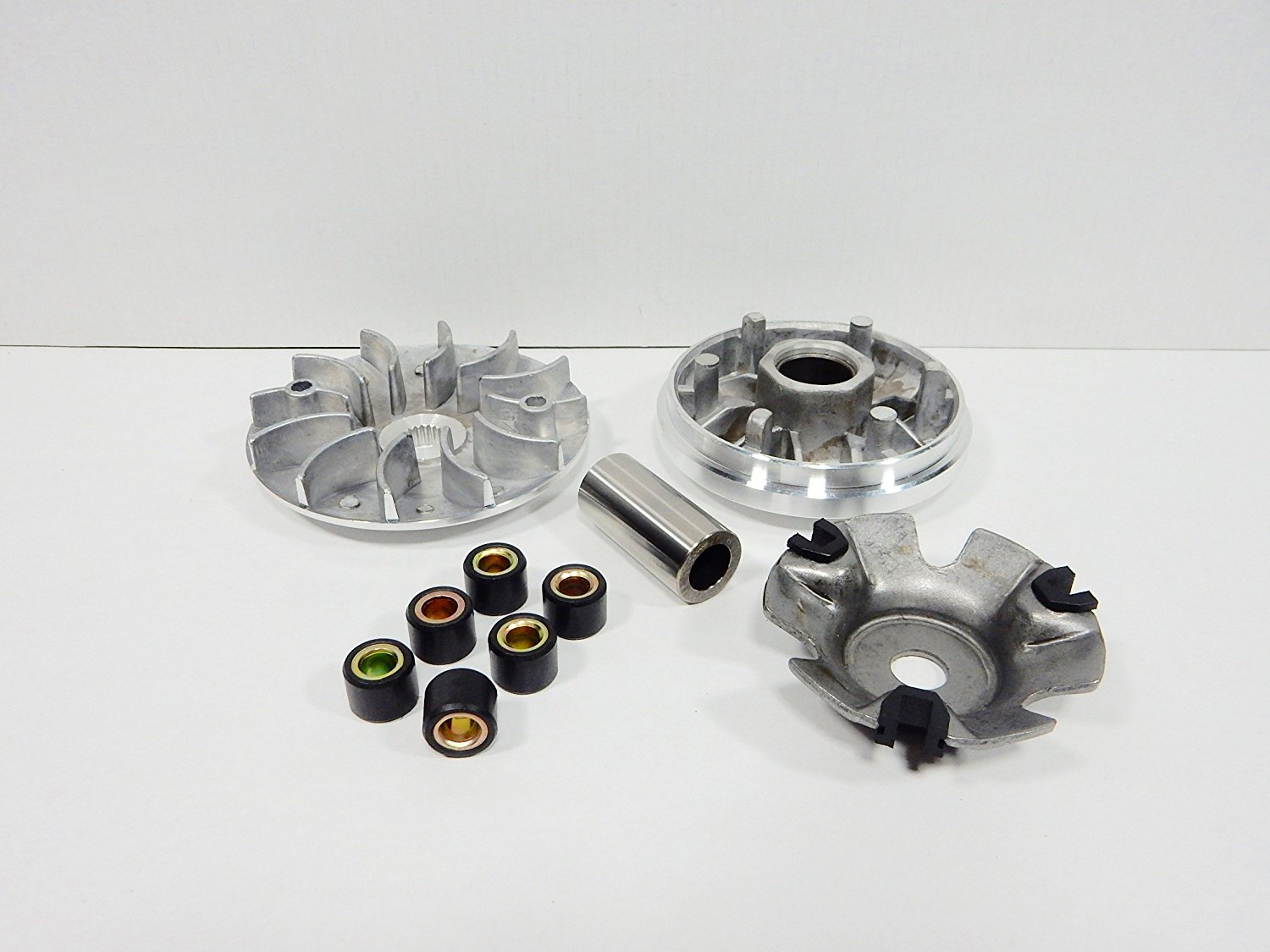 150cc VARIATOR ASSEMBLY FOR SCOOTERS, ATVS, UTVS, WITH 150cc GY6 MOTORS