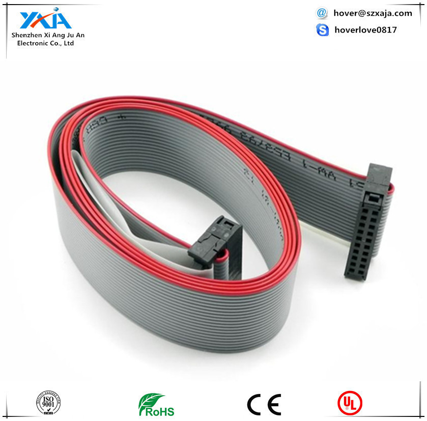 stable data link idc 16 pin ribbon cable