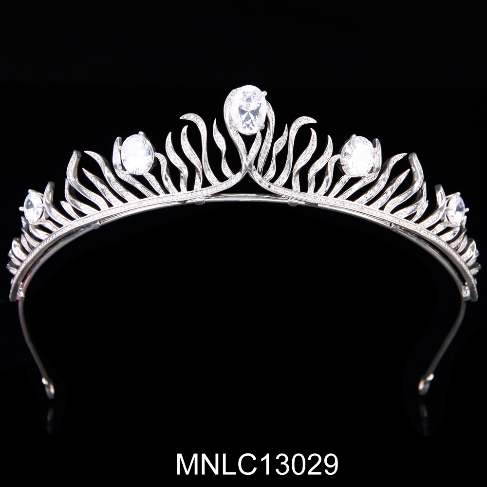 Crowns full circle round tiaras rhinestones crystal wedding bridal - Full Circle Crown Full Circle Crown Suppliers And Manufacturers At Alibaba Com