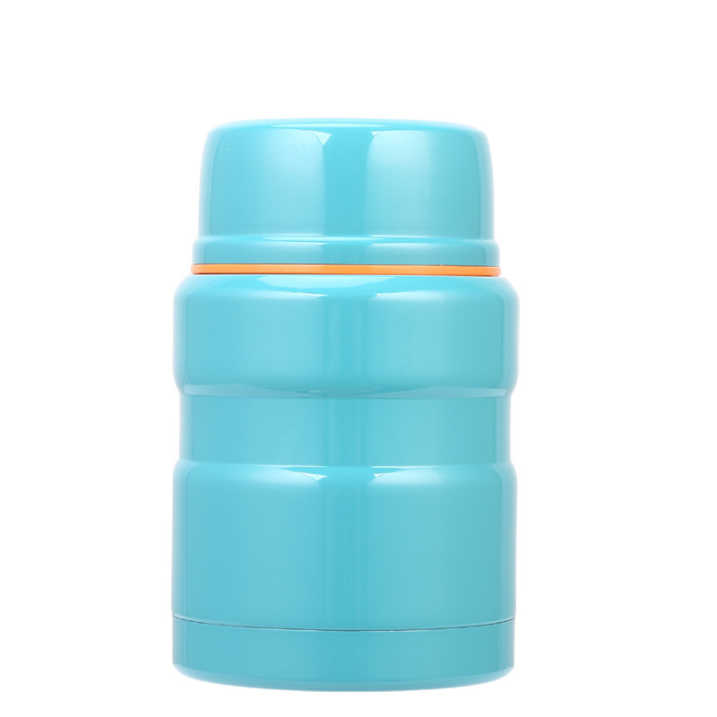 17oz Double wall Thermos vacuum Flask Food jar stainless steel food jar