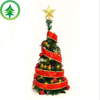 Xibao Brand Christmas Tree Shop Decorated Artificial Plastic Mini Table Top Christmas Tree With Led Buy Mini Led Christmas Tree Small Led Christmas