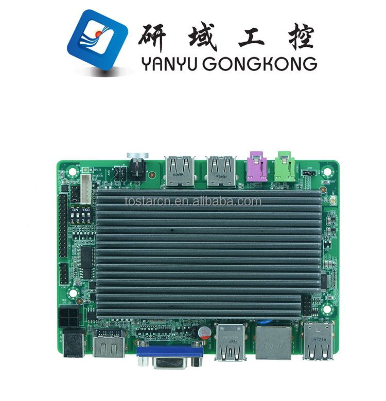 Shenzhen Intel mini pc windows10 atom x5-z8350 fanless mainboard Intel atom Z8350 board