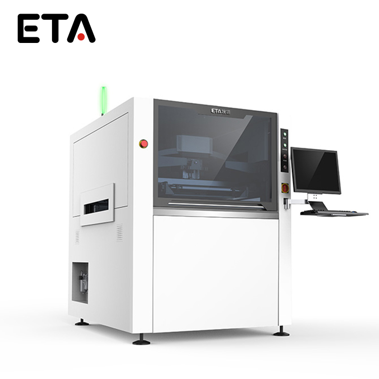 High Speed SMT Production Fully Auto Screen Printer Machine 11