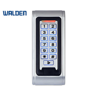 Proximity reader RFID card entry access control system standalone keypad access control