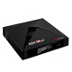 A5X Max Plus Dual-Band Wifi Android TV Box RK3328 4G+32G Android OS 7.1 Television Network Box Carrying Smart Media Player