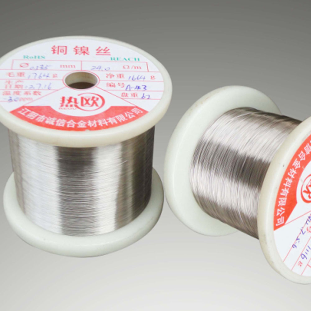 Cuni Copper Nickel Wire, Cuni Copper Nickel Wire Suppliers and ...