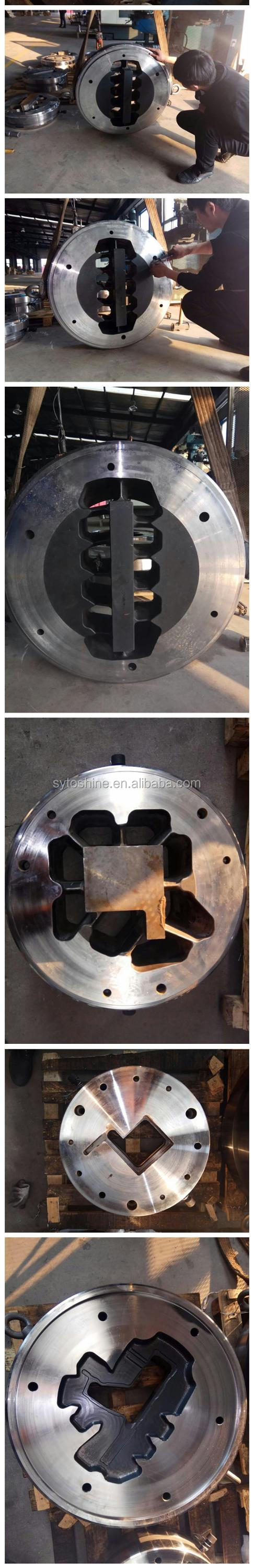Hot Extrusion Mould / Dies Used for Aluminum Profile