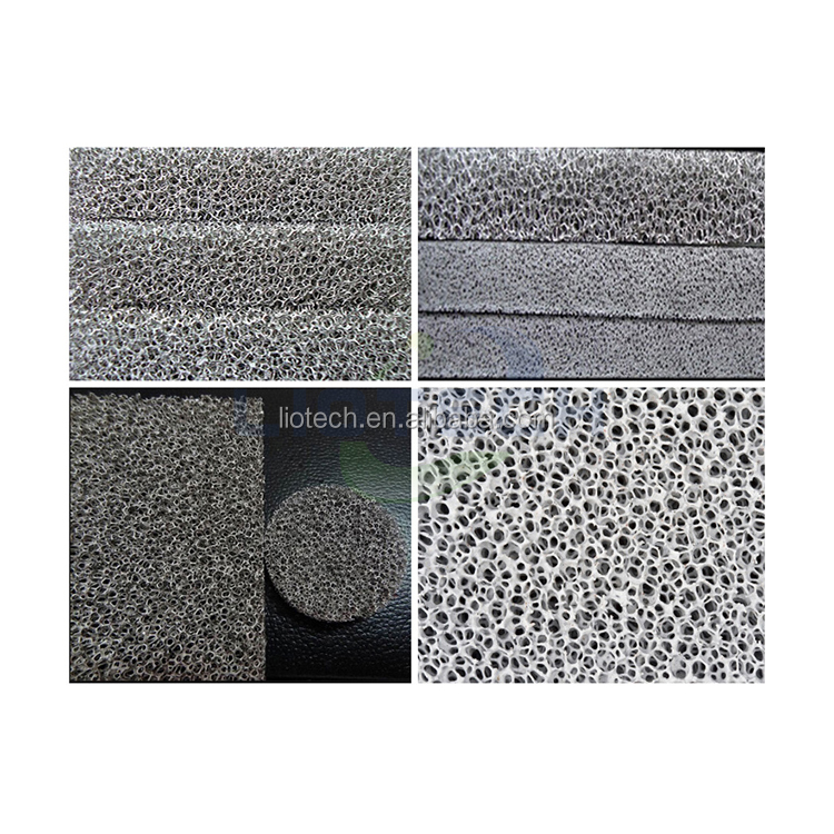 High Porosity Battery Nickel Metal Foam Sheet