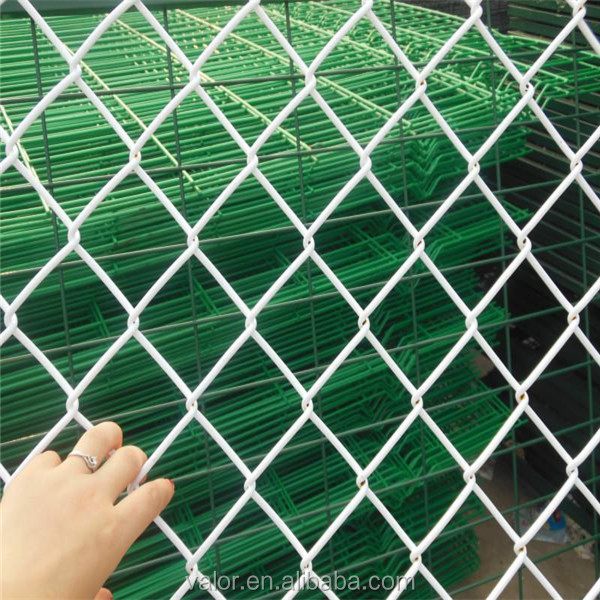 locker rooms, tool cages security barrier / Indoor Chain Link fence
