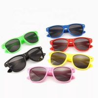 New Product Fashion Trend Style Wholesale Kids Vintage Sun Glasses Sunglasses 2019