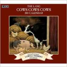 2011 Cows Cows Cows Calendar