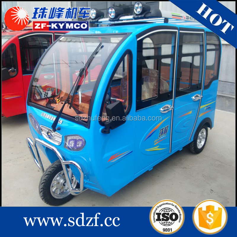 High performance e auto battery rickshaw price in delhi