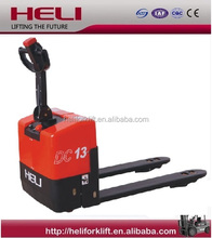 Top1 material handing equipment manufacturer Heli Brand small electric forklift