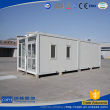 2 bedroom portable cabins used as living quarter and office