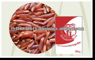 From Thailand High Vitamins Jasmine Red Rice