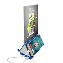 De nieuwste producten <span class=keywords><strong>restaurant</strong></span> menu power bank gift combinatie